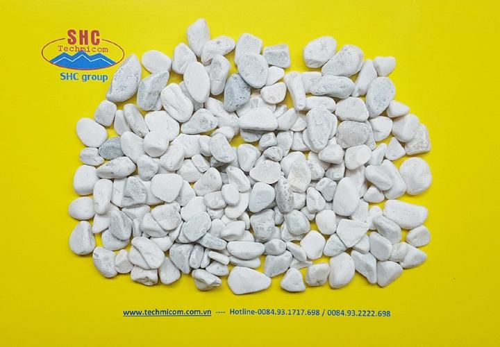 Milky White Pebble 10-25MM