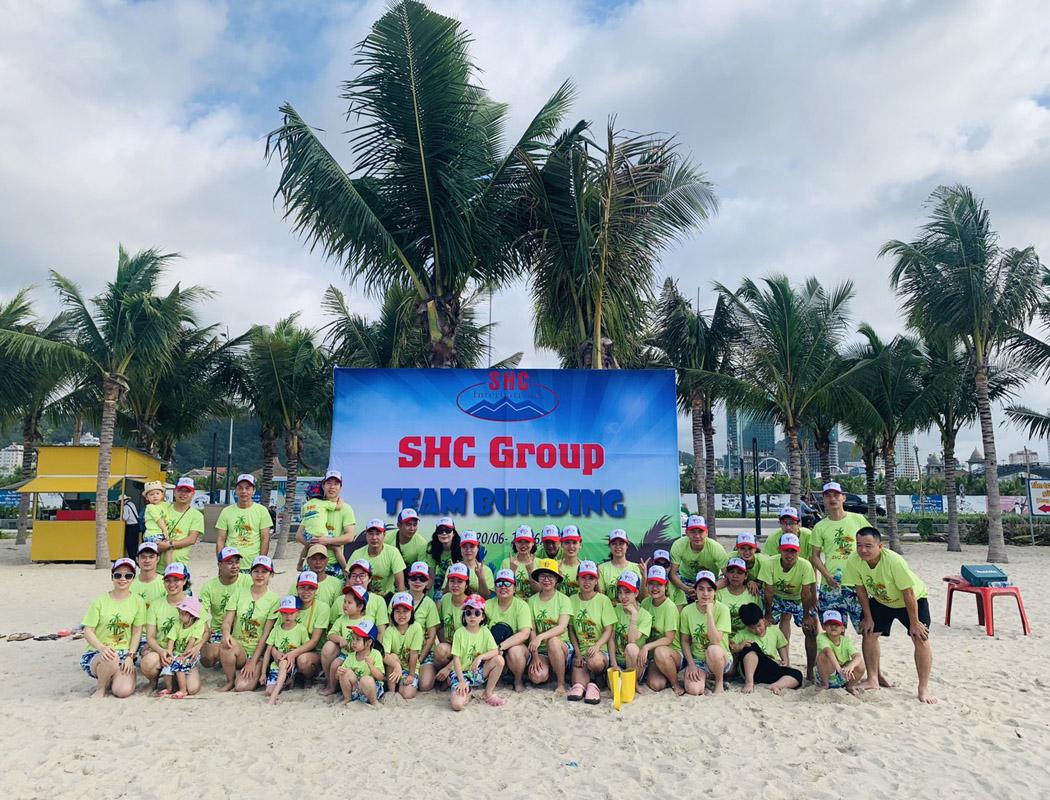 Team Building on Summer Vacation 2020
