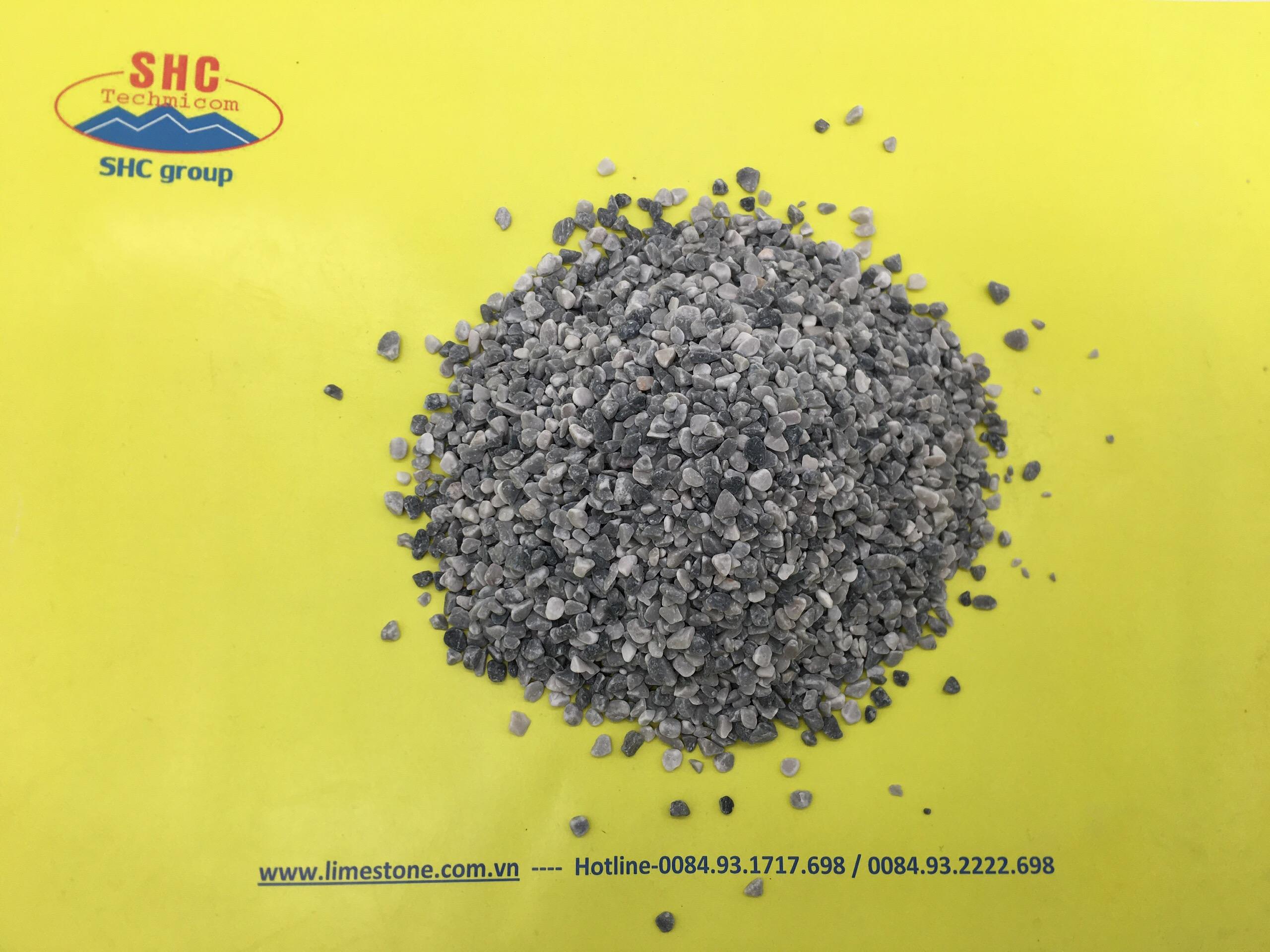 Light Grey Pebble 2-3 MM